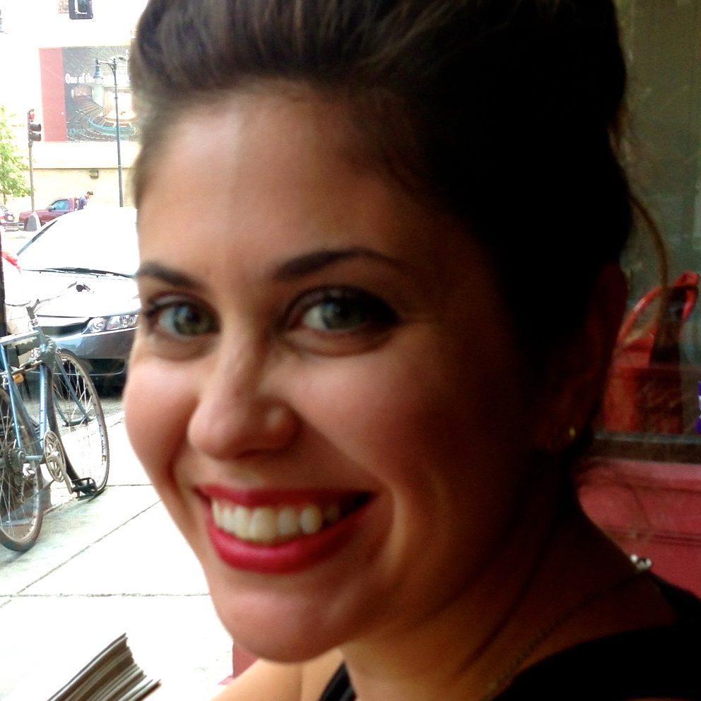 Photo of Elizabeth Hopwood, Workshop Leader