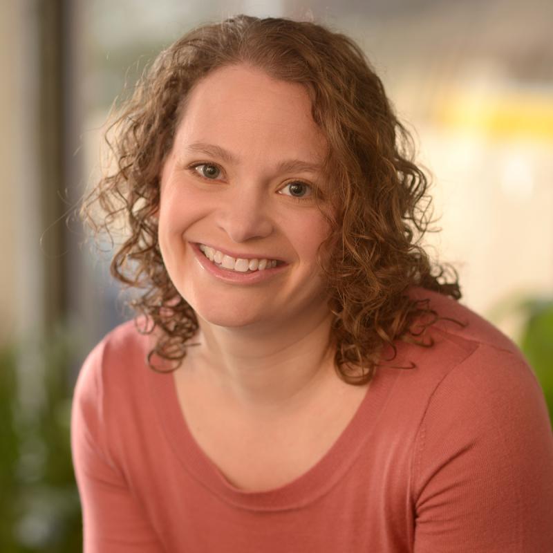 Photo of Sara Schwebel, Keynote