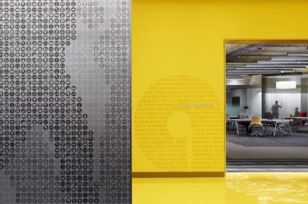 IDEA Commons Entrance
