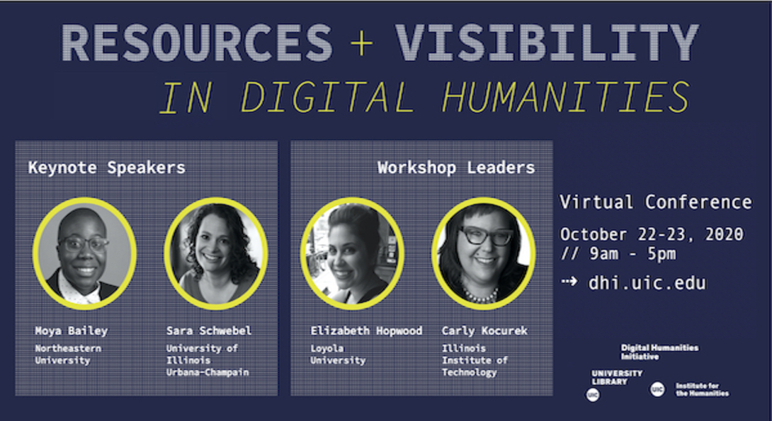 Resources and Visibility in DH